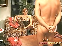 Extremely horny guy enjoys being spanked and whipped really hard
