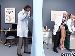 Hot Kinky Patient (payton west) Seduced By Doctor Enjoy Sex Treatment clip-13