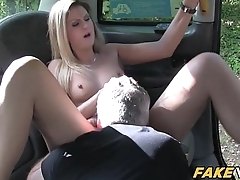 John Balls Deep In New Taxi Driver Starring Eva Johnson