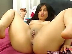 Hot sexy think girl masturbate on cam - 21youngcam.ca
