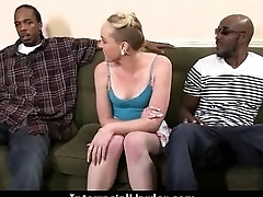 Huge Black Cock Destroys Amateur Housewife 3