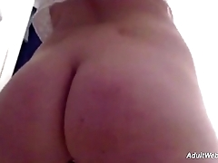 Blonde babe on webcam 5 - AdultWebShows.com