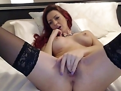 Emo Floosie Fingering Herself See more of me at xxxlivepornxxx.com