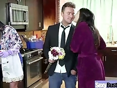 Big Tits Housewife (ashton blake) In Undertaking Of Cam In Amazing Sex Action clip-06