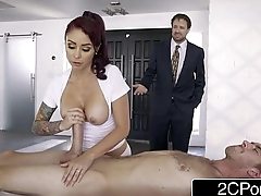 Bored Housewife Monique Alexander Sets Up Naughty Home Spa