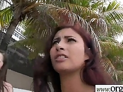 Superb Girl (Hannah Reese) For Lots Of Cash Bang Hard Style On Camera clip-13