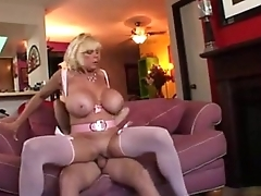 Shelly burbank bomber fucks cock