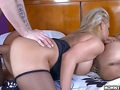 Cum-Petitive Pricing With Pornstar Phoenix Marie And Kylie Nicole