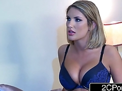 Busty Wife Formality Ames Blows Hitman Sent by Her Husband
