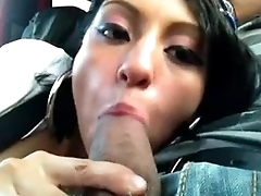 Horny hot Amature bangla gf sucking inside car @ Leopard69Puma