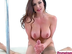 Hot Pornstar Girl (Kendra Lust) Love Chastise And Ride A Monster Cock clip-09