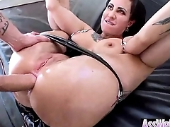 Oiled Big Ass Girl (dollie darko) Take It Deep In Their way Behind On Camera clip-07