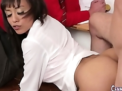 European domina banged