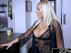 Failed British Comedian Strikes Back - Invisible Man Fucks Michelle Thorne
