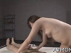Mother i'_d like to fuck oriental gets fingered and fucked