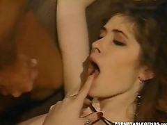 Classic sex with Tiffany Mynx possessions a facial