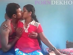 Horny desi GF sucking and fucking BF