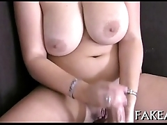Sweetheart gives raucous cock riding