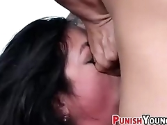 Horny Cunt Having Extreme Sex