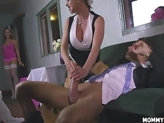 An Open Minded Marriage - Cathy Heaven With an increment of Mea Melone