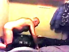 2 Danish - 25yo Guy &amp_ Gays Show With Old Older Mature Daddy Father Man - 5
