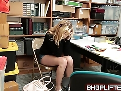 Case No 12587695 Shoplyfter Zoe Parker