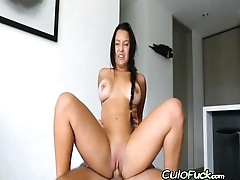 Pounding The Fuck Out Of That Colombian Pussy