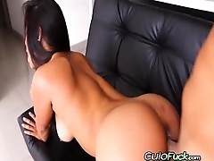 Latin Beauty Didnt Disappoint With Her Sex Skills