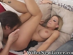 Wifey Needs Experimental Lover For Her Experienced Pussy
