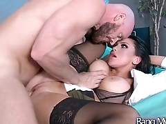 Hard Sex Adventures With Doctor And Patient (Audrey Bitoni ) video-04