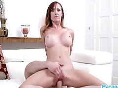 PervsOnPatrol With Dani Jensen - Schoolgirl Fucked By Bigcock J Mac