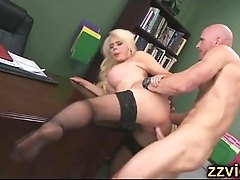 Alexis Ford office fucking